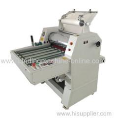 New Hydraulic Roll film laminator
