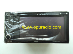 100% brand new OEM Factory TOYOTA VOICE NAVIGATION NSCD-W12U-A NSCD-W12U-A-B DENSO 86120-YY111 YY210 HD Radio WMA MP3