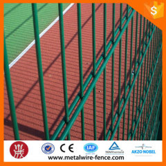 Hot sale galvanized double twin wire fencing