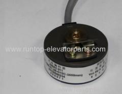 Elevator parts encoder Z65AC-011 for Mitsubishi elevator