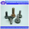 Fin nick bolts zinc stainless steel silo bolts