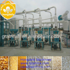 professinal corn mill maize mill machine maize milling plant price for sale