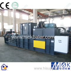 waste paper baling machine waste cardboard baler scrap plastic baling machine waste recycling baling press
