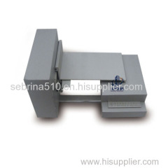 Aluminum Ceiling to wall expansion joint