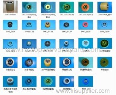 Elevator parts Step roller for different brand of Escalator