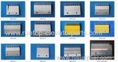 Escalator comb plate for different brand Escalators