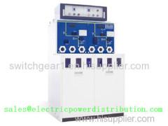 MV GTXGN-12 (KESR-12) Solid Insulated RMU