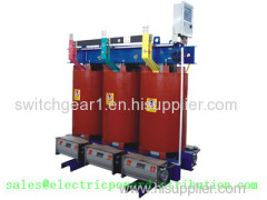 Dry Type Transformer for Airproof Places