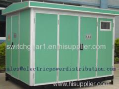 YB-12 0.4 Prefabricated Substation