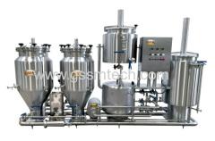 100L Sistema Brewery pilota