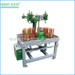Special cord braiding machine