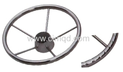 Steering wheel AISI 316