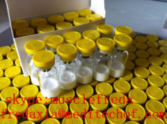 Hexarelin 2mg/5mg Ipamorelin Sermorelin Insulin 100%Original HGH Factory Price
