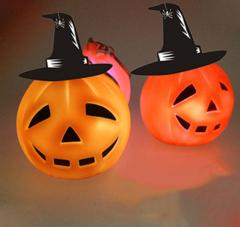 LED Pumpkin Lamp led