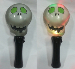 LED Skull Head Lamp
