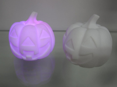 Colorful Pumpkins Light led