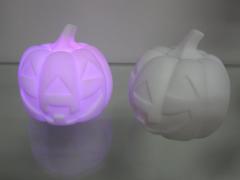 Colorful Pumpkins Light led