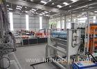 Plastic Corrugated Sheet Roll Forming Machine 840 / 1130mm High Speed CE Approval