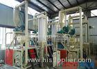 Recycling Material Plastic Milling Machine 100kgh For PVC Sheet / PVC Flake
