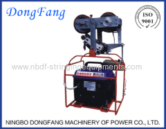 Self Moving Mobile Unit Traction Machine ZZC350 for OPGW live line Installation