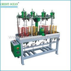 High speed K cord braiding machine