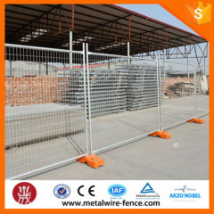 Construction site Australia standard welded temporary fence panel