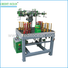 Credit Ocean was started in 2004 RUYI cord braiding machine