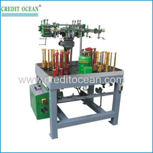 Credit Ocean was started in 2004 RUYI cord braiding machine