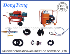 Fiber Optic Cable Installation Equipment and Tools Cable Blowing Machine