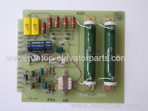 Mitsubishi elevator parts PCB LIR-663