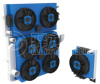 Oil Saving Electric Drive Engine Cooling System for Excavator