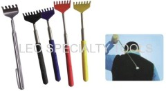Telescopic Stainless Steel Back Scratcher