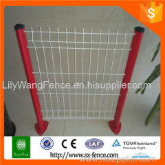 2m*2.5m 3D steel wire mesh fence