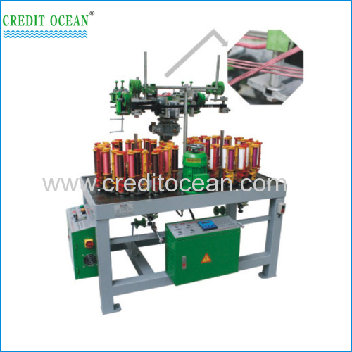 Credit Ocean High speed vein cord braiding machine