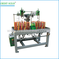 Credit Ocean is started in 2004 High speed braiding machines