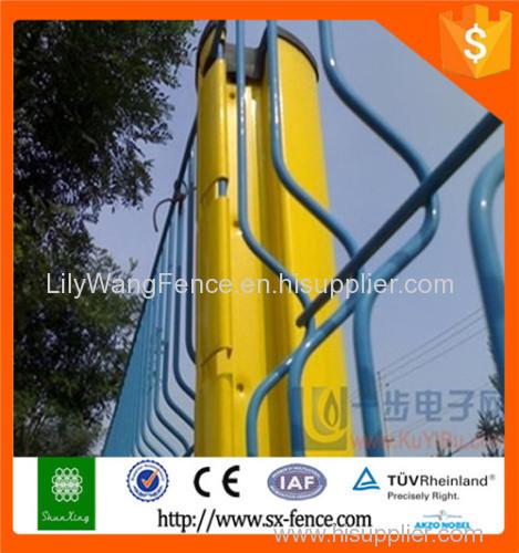 galvanzied powder coating steel metal wire fencing