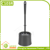 Round Shape Plastic Bathroom Toilet Brush Wholesale