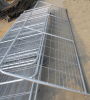 Heavy Duty Galvanized Farm Gates(Factory&ISO9001-2008)