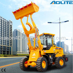 Good Quanlity 1t Wheel Loader for Sale