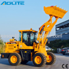 Popular China 1t Pay Small Wheel Loader in Euro