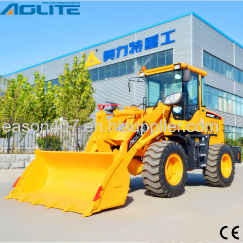 China Wheel Loader with Cheap Price