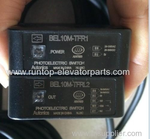 Sigma elevator part sensor BEL10M-TFR1 and BEL10M-TFR2