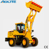 Small Tractor Wheel Loader with A/C