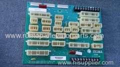 Sigma elevator parts PCB CONN