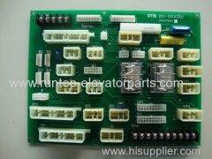 Sigma piezas del elevador PCB DCC-120