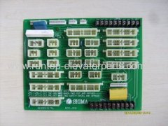 Sigma elevator parts PCB DCC-210 for elevator