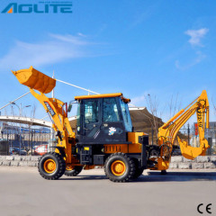 1.2t Wheel Pay Small Loader for Sale