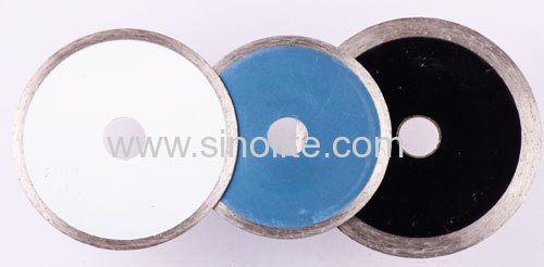 Diamond Cold-Pressed Segmented Continuous Saw Blades Size: 105-400mm (4 -16 ) segment thickness: 1.8-3.4mm