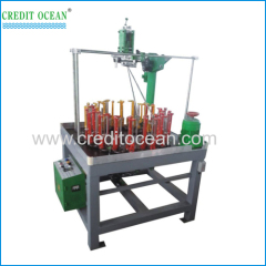 Credit Ocean High speed ghree cord cord braiding machine