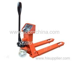 electronic pallet scale/ forklift scale